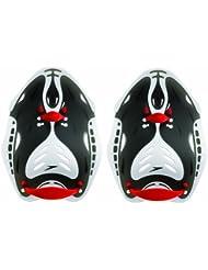Speedo Biofuse, Power Paddle Accessorio Nuoto Unisex Adulto, Red, M