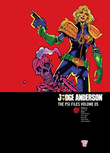 Judge Anderson: The Psi Files Volume 05