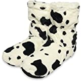 Zhu-Zhu Plush Feet Warmers - Microwavable Slipper Boots - One size (UK 3-7)