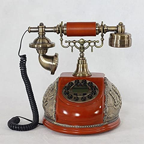CHENGYI Amerikanischer Stil Retro Telefon Innenministerium Festinstallierte Festnetztelefonie