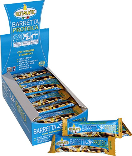 Ultimate Italia BARREB01 Barretta Proteica - 24 Pezzi - 513KA87EwIL