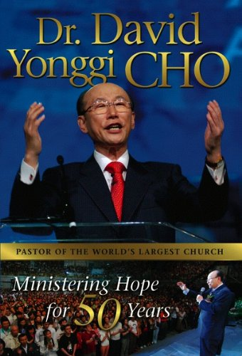 Dr David Yonggi Cho Ministering Hope For 50 Years