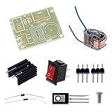 Merssavo Hochspannungs-Generator-Inverter-Elektro-Ignitor 15KV 18650 Batterie DC DIY Kit