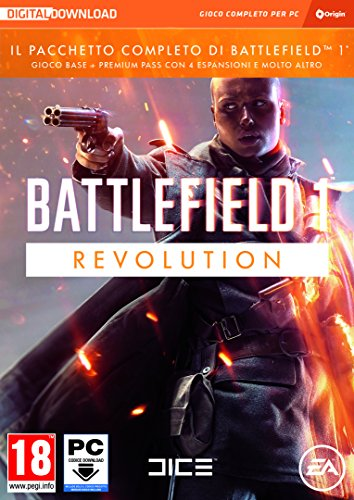 Battlefield 1: Revolution -Premium Pass - PC