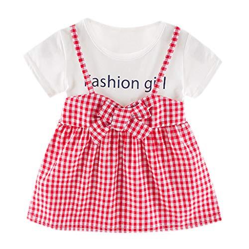 bb4818843 Sayla Ropa Bebe NiñA NiñO Verano Camisetas Conjuntos Moda Chica Vestido  Fiesta.