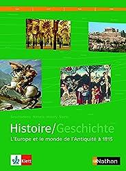 Manuel d'histoire franco-allemand Tome 1 - Version française