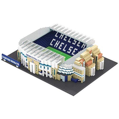 FOCO Chelsea FC Stamford Bridge 3D BRXLZ Stadionbau-Set