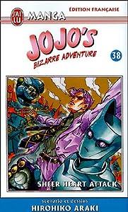 Diamond is Unbreakable - Jojo's Bizarre Adventure Saison 4 Edition simple Tome 10