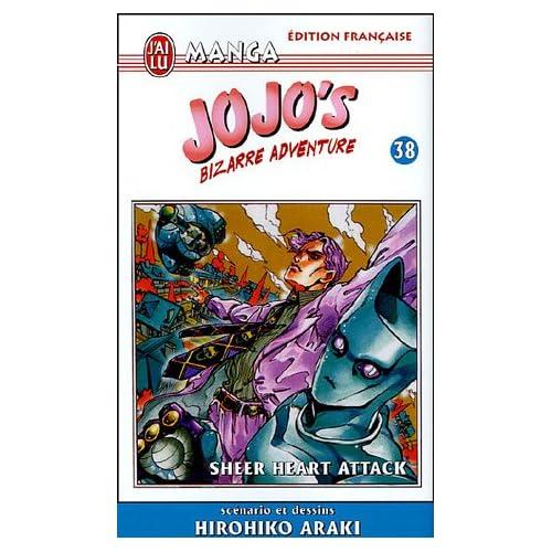 Jojo's Bizarre Adventure, Tome 38 : Sheer Heart Attack
