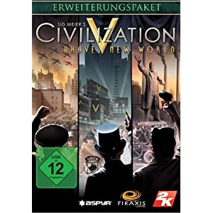Sid Meier's Civilization V – Brave New World (Add-On)