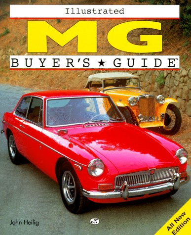 Illustrated  Mg Buyer's Guide (Illustrated Buyer's Guide)