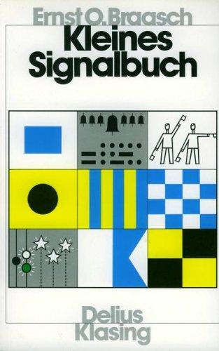 Kleines Signalbuch für die Sportschiffahrt.