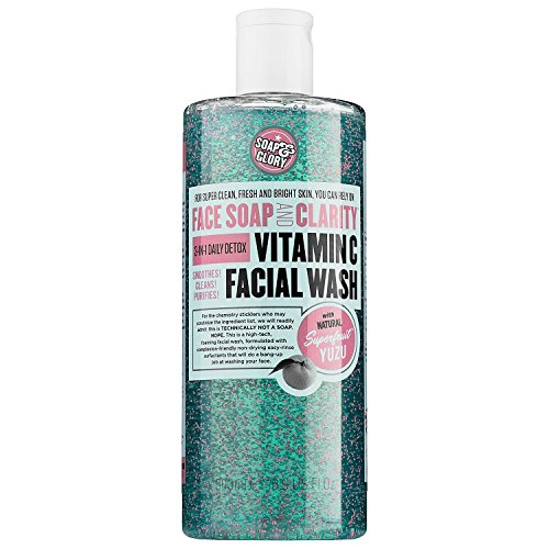 Soap & Glory Face Soap And Clarity & Vitamin C Facial Wash