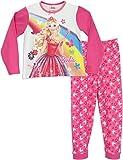 Barbie Mädchen Barbie Schlafanzug 98