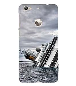 PrintVisa Designer Back Case Cover for LeEco Le 1s :: LeEco Le 1s Eco :: LeTV 1S (Painitings Watch Cute Fashion Laptop Bluetooth )