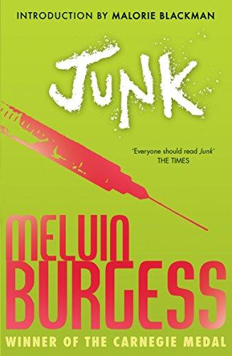 Junk por Melvin Burgess