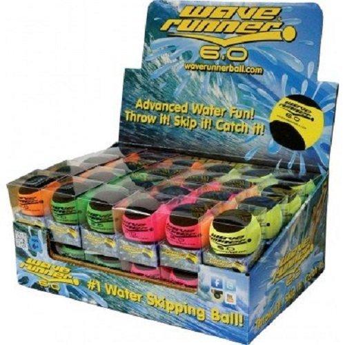 Wave Runner WR126 (-) Beach Ball ( 6 cm ) Multi -