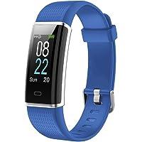 Willful Smartwatch Orologio Fitness Uomo Donna Fitness Tracker Cardiofrequenzimetro da Polso Contapassi Calorie Sonno…