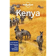 Lonely Planet Kenya (Lonely Planet Travel Guide)