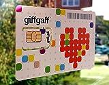 Carte SIM pour suivi GPS PAYG GPRS APN Tailles multiples–Appels, SMS et Internet illimités–Compatible avec tous les appareils–5Go supplémentaires avec votre premier achat de 10 Go....
