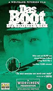 Das Boot: The Director's Cut [VHS]