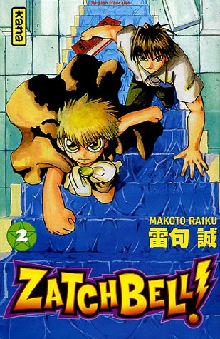 Zatchbell !, Tome 2 :