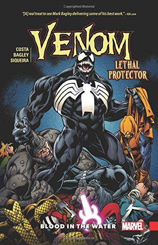 Venom Vol. 3: Lethal Protector - Blood in the Water Super Protector