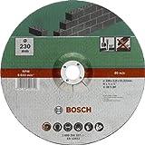 Bosch 2609256327 DIY Trennscheibe Stein 230 mm ø x 3 mm gekröpft