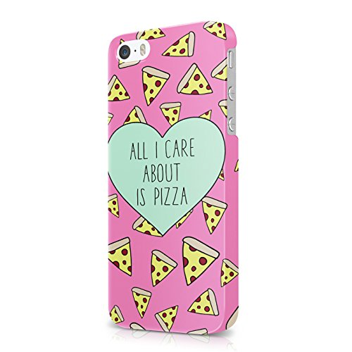 all-i-care-about-is-pizza-pink-pastel-tumblr-hard-snap-on-protective-case-cover-for-iphone-5-iphone-