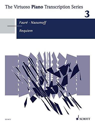 Requiem Op. 48 Piano