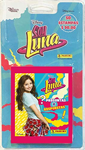 Panini Soy Luna 3 Blister 8 Pochettes, 2324-038, Non