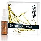 Alcina Energy Ampulle 5 ml Anti-Aging-Serum für eine vitaler aussehende Haut