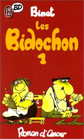 Les Bidochon, tome 1 : Roman d'amour
