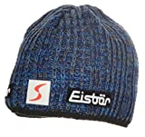 Eisbär Rene XL Mütze mit großem ÖSV Logo | blau/schwarz
