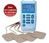 Premier Plus EM6300P Electroestimulador Digital Masaje EMS TENS, Pantalla LCD, 2...