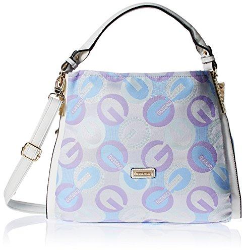 Gussaci Italy Women\'s Handbag (Purple) (GC606)