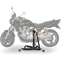 Vorderrad Motorradst/änder Triumph Speed Triple 1999-2013 ESTW RicambiWeiss Einarm St/änder Montagest/änder Set Hinterrad