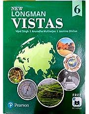 New Longman Vistas |Social Studies Class 6 | CBSE & State Boards