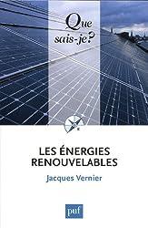 Les énergie renouvelables