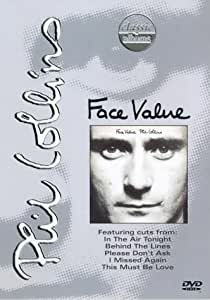 Phil Collins - Face Value [DVD]
