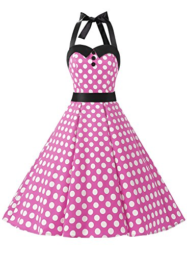Dressystar-Vintage-Polka-Dot-Retro-Cocktail-Prom-Dresses-50s-60s-Rockabilly-Bandage