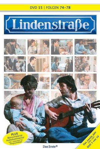 Lindenstraße - DVD 15 (Folge 74 - 78)