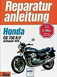 Honda CB 750 K/F Bol d'or (ab 1979) (Reparaturanleitungen)