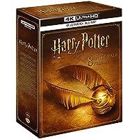 Intégrale Harry Potter 8 Films  - Blu-Ray 4K ultra HD + Blu-Ray