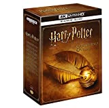 Coffret harry potter 1 à 7 4k ultra hd [Blu-ray] [FR Import]