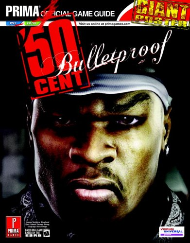 Bulletproof-video-spiel (50 Cent: Bulletproof: Prima Official Game Guide: The Official Strategy Guide)