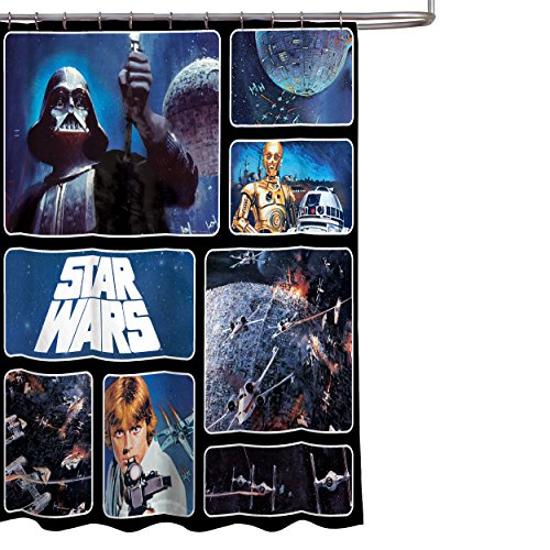 Star Wars Saga Form Bad Teppich Empire Blue