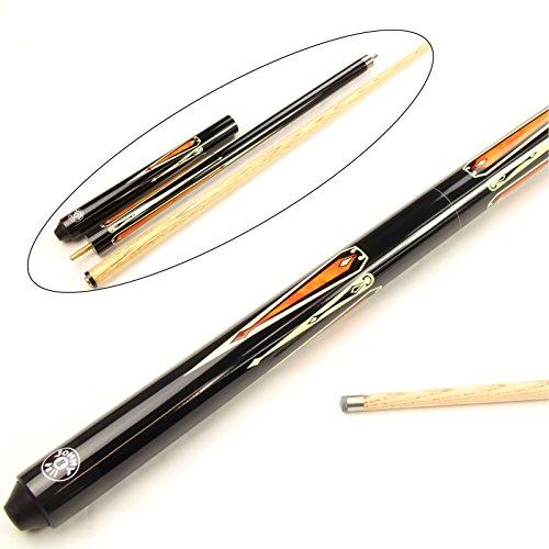 jonny-8-ball-regal-feu-3-section-riss-ash-snooker-billard-avec-crosse-amovible-8mm