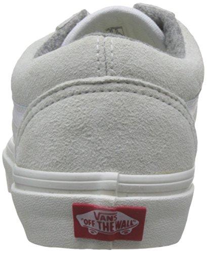 Vans Old Skool Sneaker (Varsity Suede)