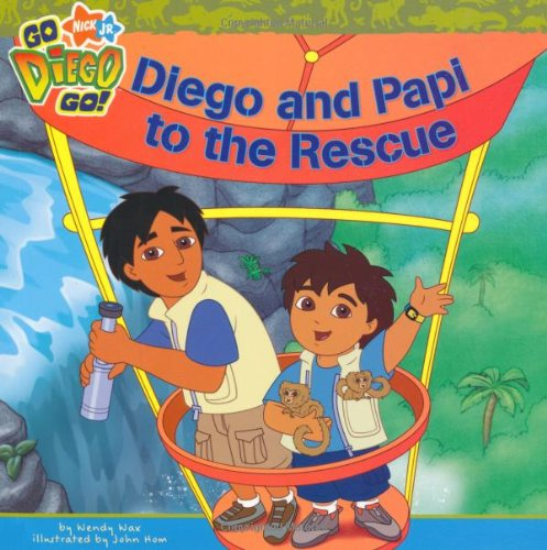 Diego and Papi to the rescue